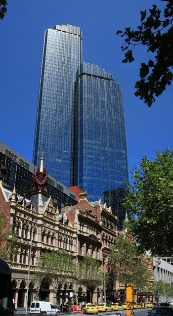 Commercial office buildings project management services for 111 st georges terrace perth
